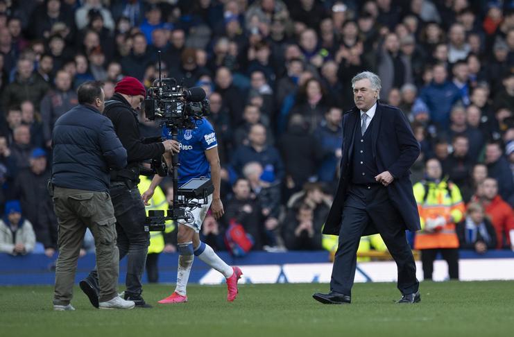 Carlo Ancelotti - Everton - Liga Italia - Bleacher Report
