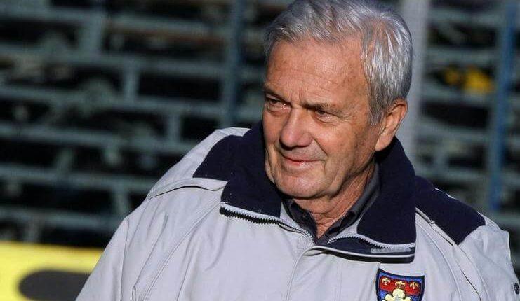 Gubbio FC jadi klub terakhir yang dilatih Luigi Simoni.