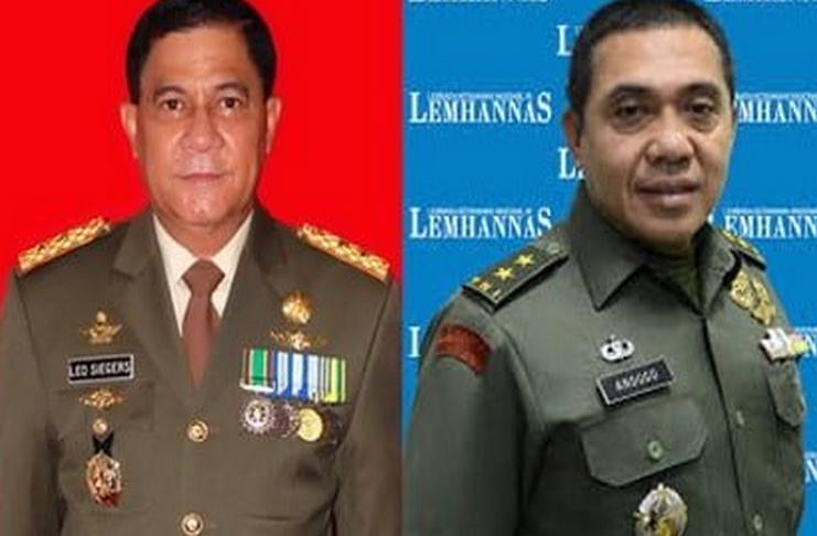 Kamu Pasti Gak Tahu! 5 Rekam Jejak Dua Jenderal Staf Khusus PSSI