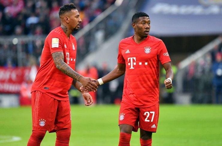 Lucas Hernandez - Hansi Flick - Bayern Munich - Squawka