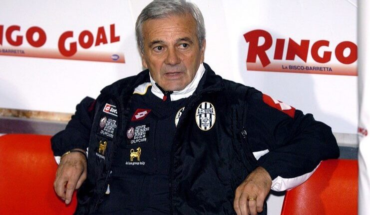 Luigi Simone menangani Siena pada 2004-05.