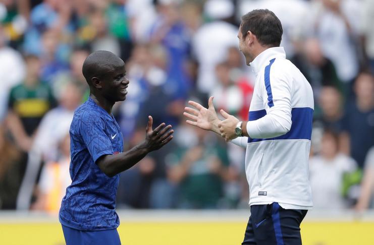 N'Golo Kante - Chelsea - Bleacher Report