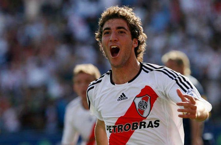River Plate - Argentina - Gonzalo Higuain - Fox Sports