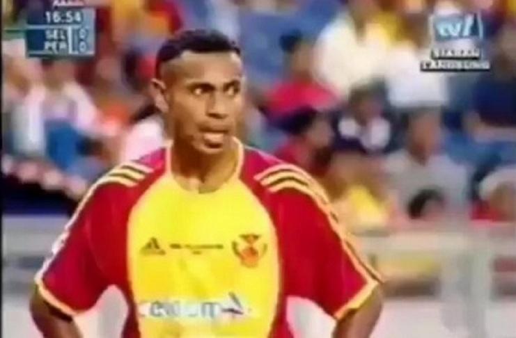 Elie Aiboy pernah dianggap sebagai Pemain Asing oleh Presiden FAM