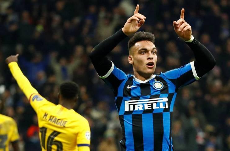 """Lautaro Martinez - Barcelona - Inter Milan - Diario AS """"class ="""" wp-image-314085"""