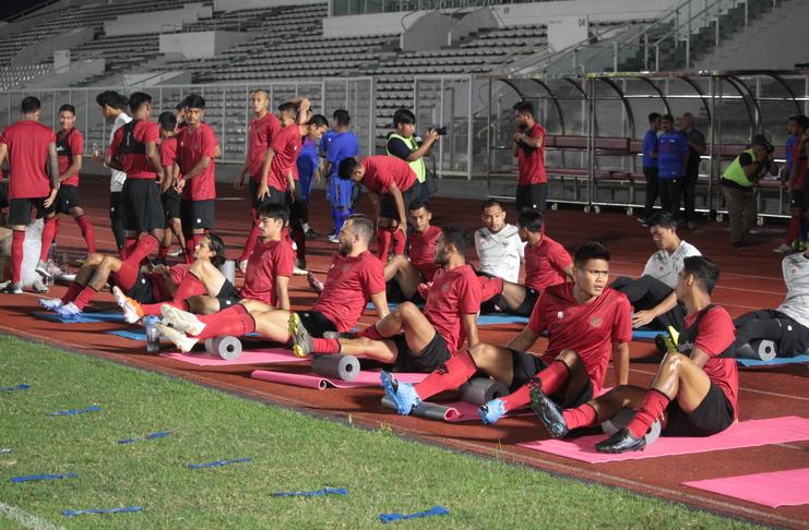 Ini adalah Jadwal Terbaru Tim Nasional Indonesia vs Thailand dan UEA