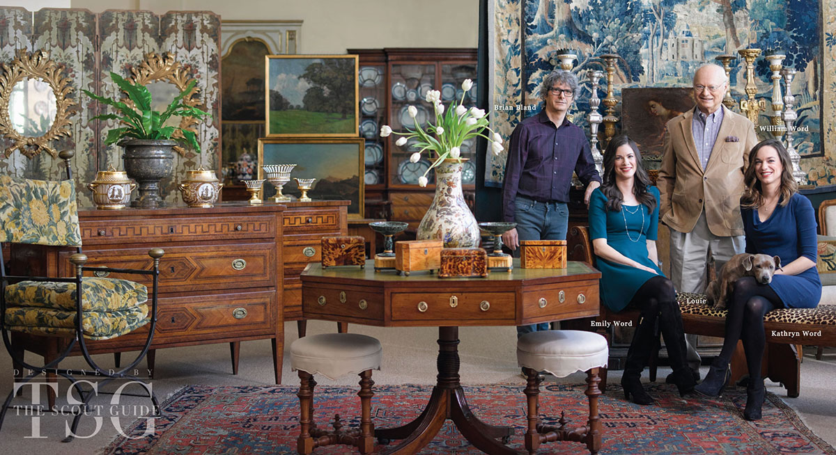William Word Antiques - About Us