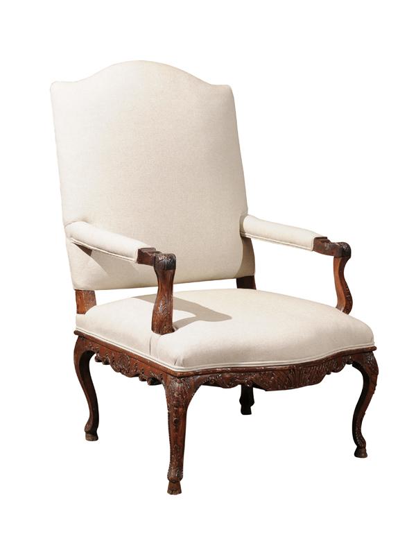 18th Century Regence Armchair