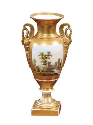 Paris Porcelain Urn