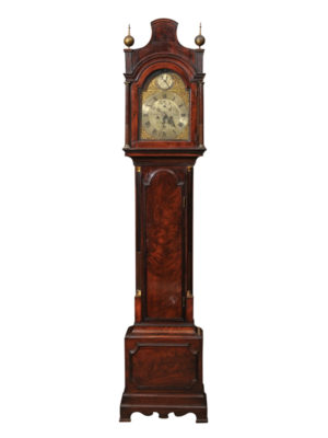 Vicente Giner English Tall Case Clock