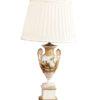 19th Century Paris Porcelain Lamp