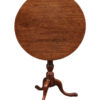 18th Century English Mahogany Tilt-Top Table