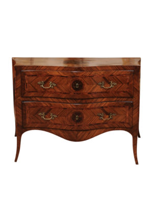 18th Century Italian Inlaid Commode