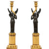 Pair Empire Candlesticks