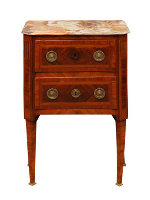 18th Century Petite Commode with Onyx Top