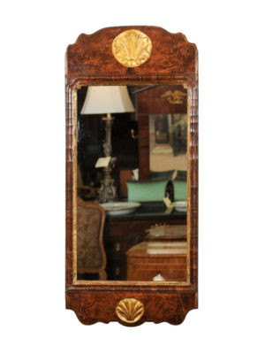18th Century Queen Anne Mirror