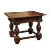 18th Century Italian Renaissance Center Table