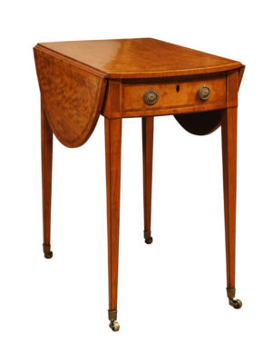 Early 19th Century Satinwood Pembroke Table