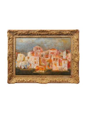 Olivier Charles Framed Painting