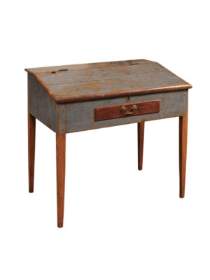 19th Century American Painted Desk