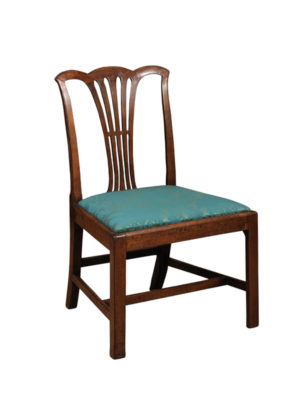 19th Century English Chippendale Side Chair