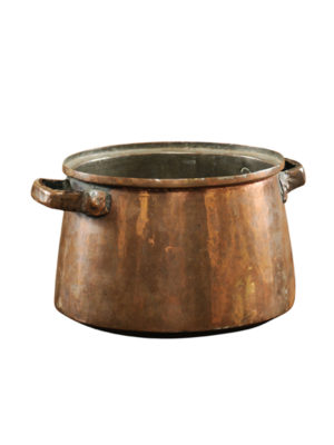 19th Century Copper Pot