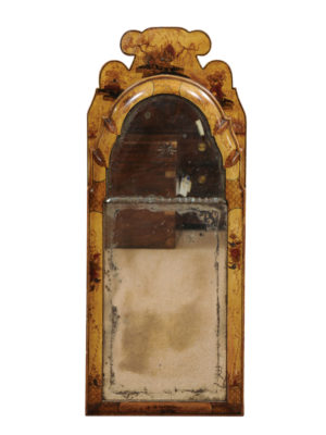 Queen Anne Style Chinoiserie Mirror