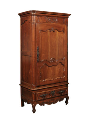 Louis XV Fruitwood Bonnetiere