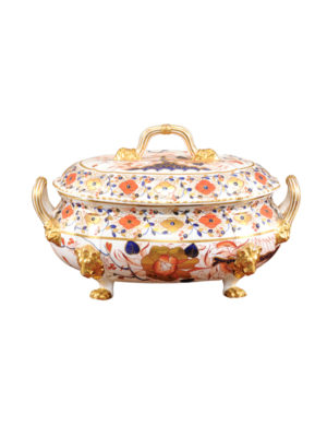 19th Century Derby Tureen