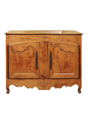 19th Century French Elm Buffet