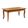 19th Century French Fruitwood Farm Table