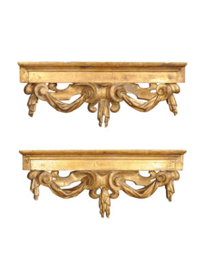 Pair 18th Century Architectural Elements