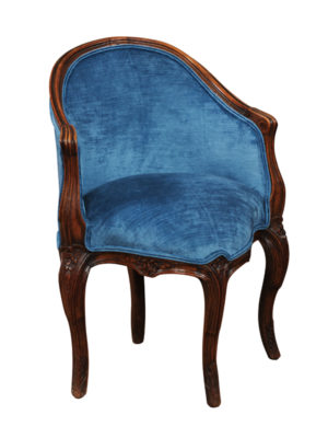19th Century Louis XV Style Corner Chair