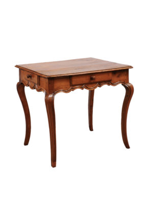 Louis XV Fruitwood Side Table