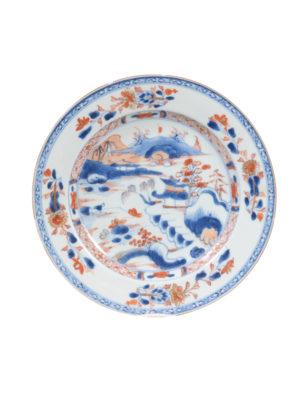 18th Century Imari Plate