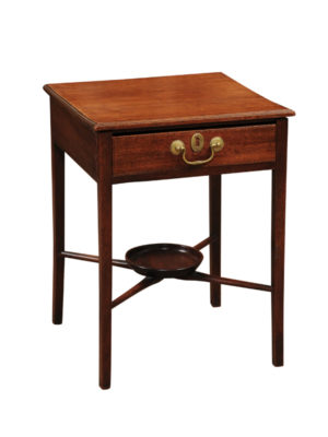 19th Century Mahogany Drink Table