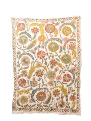 Turkish Suzani Textile