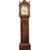 18th Century English Chinoiserie Clock