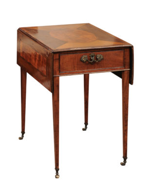 18th Century Inlaid Pembroke Table