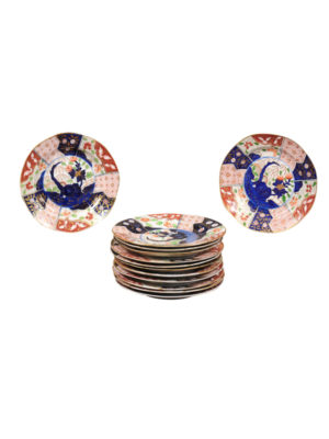 13 Money Tree Dinner Plates
