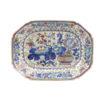 19th Century Chinese Export Clobberware Platter