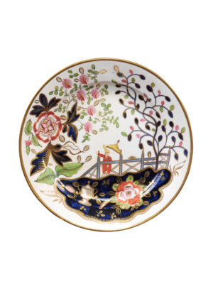 19th Century English Spode Plate