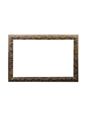 19th Century French Carved Giltwood Frame
