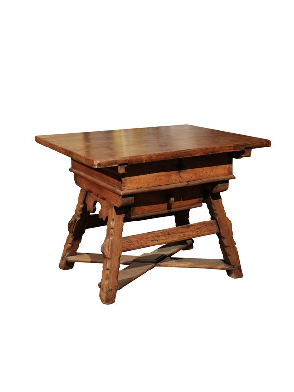 19th Century Swiss Center Table