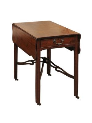 19th Century Mahogany Pembroke Table