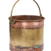 Copper & Brass Bucket