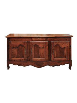 Louis XV Style Walnut Enfilade
