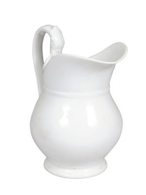 Creamware Style Pitcher