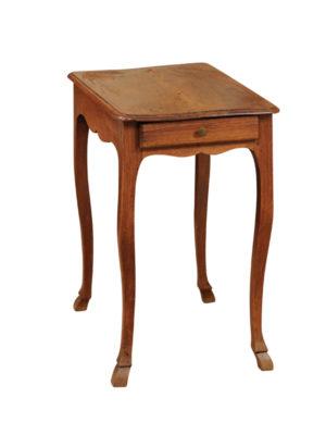 Louis XV Walnut Side Table