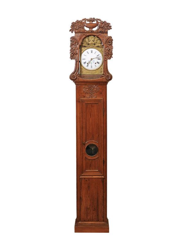 Normandy Pine Tall Case Clock